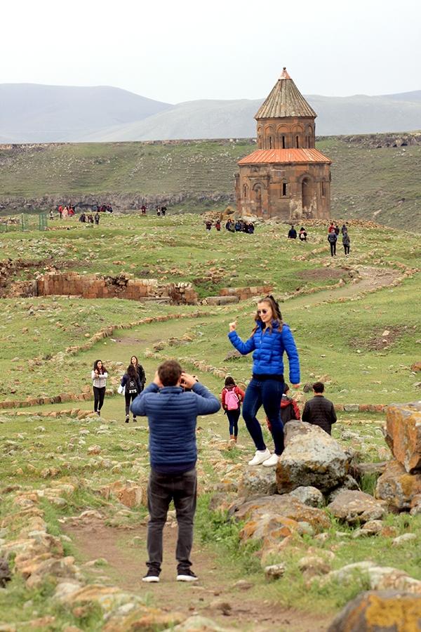 'Dünya Kenti' Ani ziyaretçilerini büyülüyor 2
