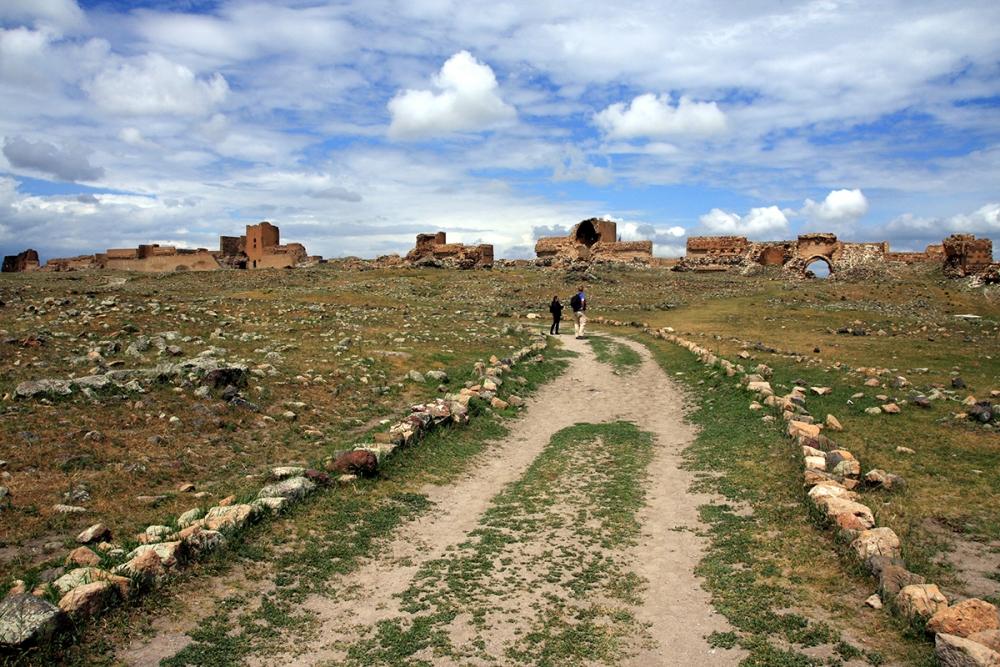 'Dünya Kenti' Ani ziyaretçilerini büyülüyor 8