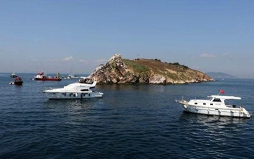 İstanbul'un saklı adaları! 13