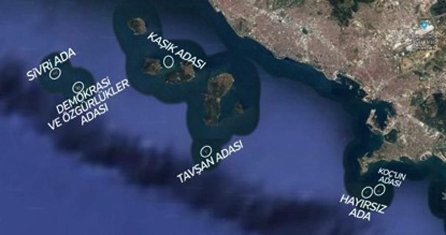 İstanbul'un saklı adaları! 2