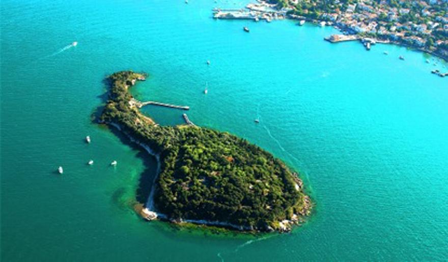 İstanbul'un saklı adaları! 4