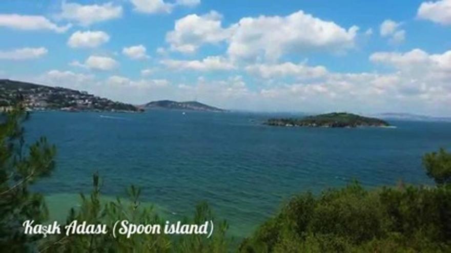 İstanbul'un saklı adaları! 6