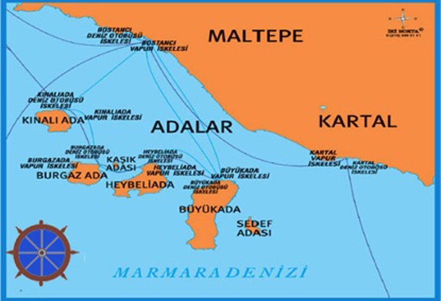 İstanbul'un saklı adaları! 8