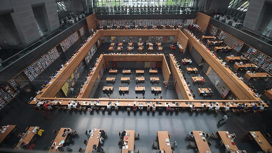 Uygarlığın belleği kütüphaneler 10