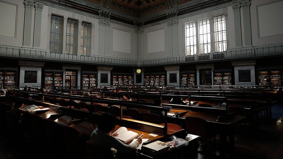 Uygarlığın belleği kütüphaneler 11