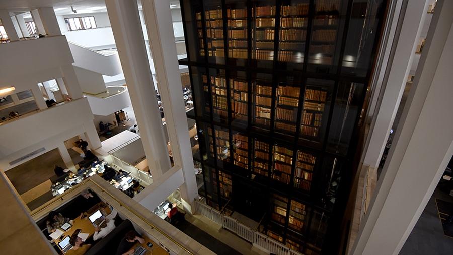 Uygarlığın belleği kütüphaneler 3