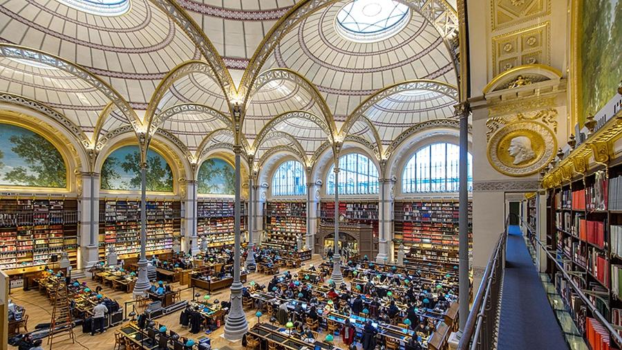 Uygarlığın belleği kütüphaneler 8
