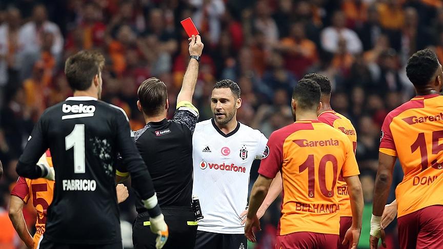 Galatasaray'dan Beşiktaş derbisinin önemli anlarından fotoğraflar 6