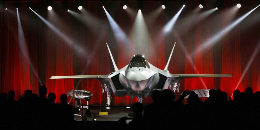 F-35 Ortak Program Ofisi'nden açıklama yapıldı