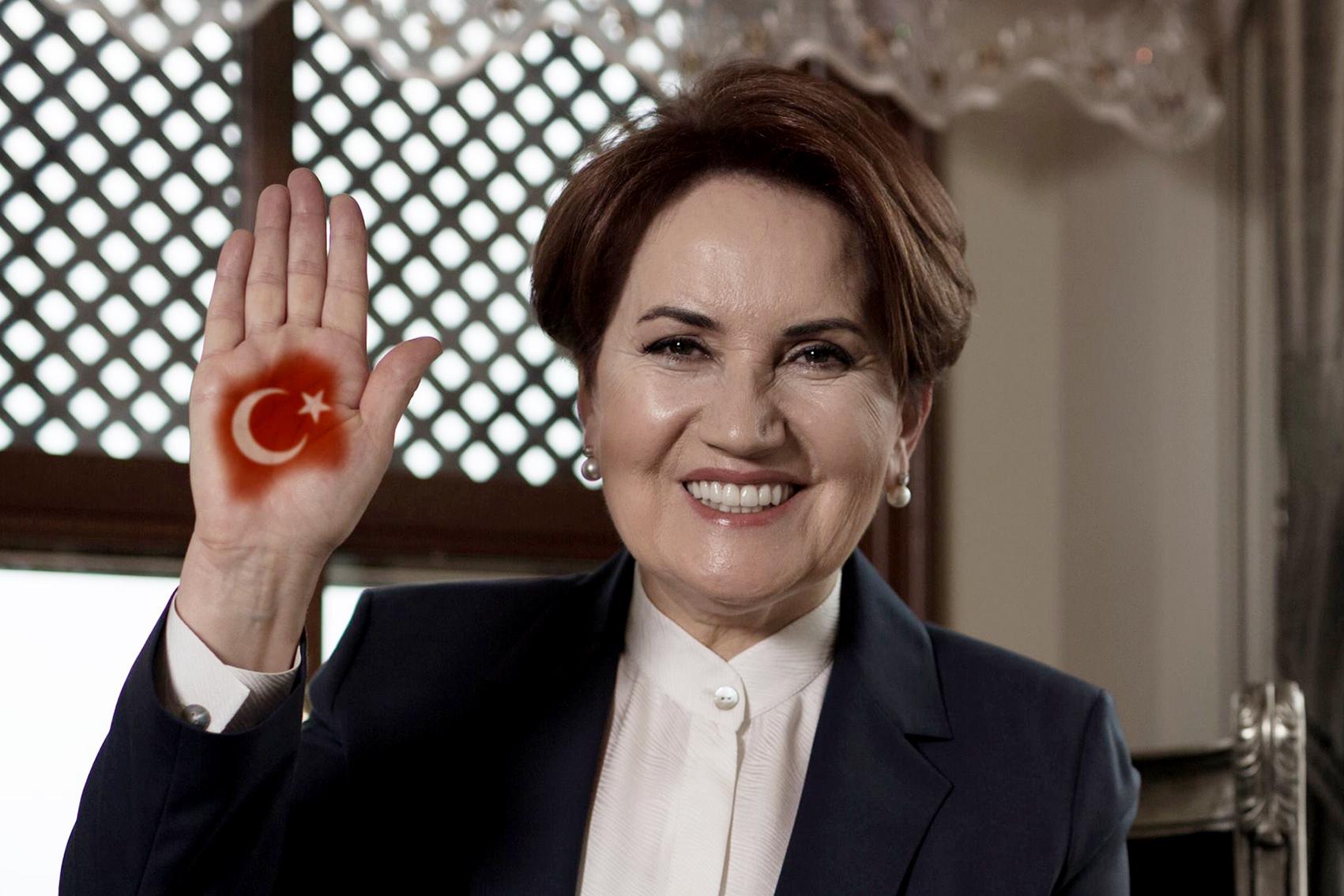 Meral Akşener'den 'Erdoğan' ve 'Galatasaray' tweeti