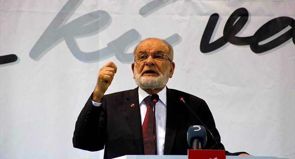 Karamollaoğlu, AK Parti ile ittifak şartını açıkladı