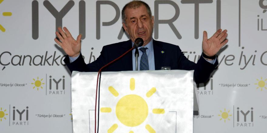 İYİ Partili Özdağ: Bayramlaşmaya giden Suriyeliler Türkiyeye geri alınmasın