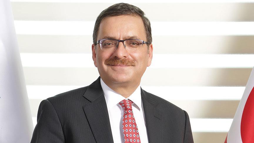 16 yıl Bank Asya yöneticiliği yapan Taşkesenlioğlu, SPK'ye başkan atandı