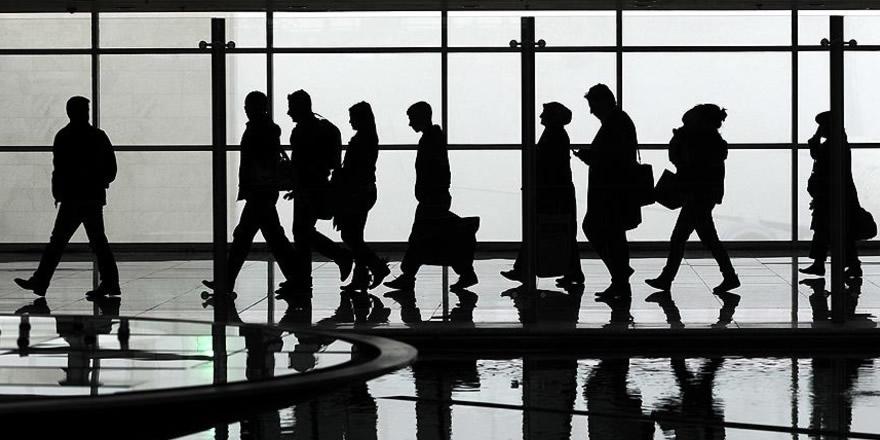 İstanbul ve Antalya'nın havayolu yolcu sayısı Türkiye nüfusunu aştı