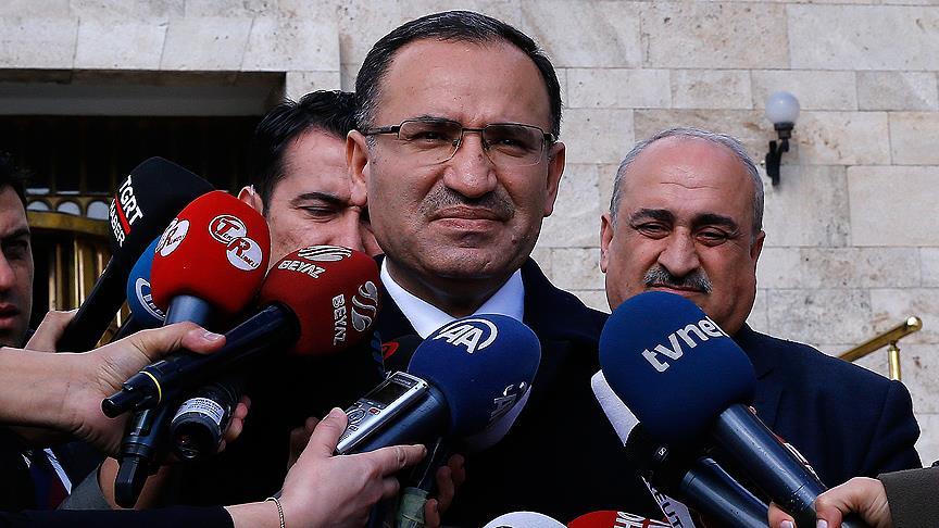 Hükümet Sözcüsü Bozdağ'dan Bahçeli'nin 'erken seçim' çağrısına ilk yanıt