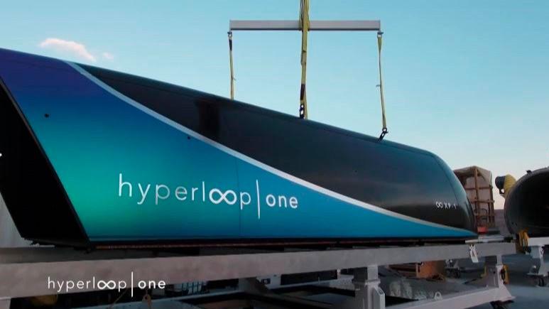 Hyperloop Avrupa testleri başladı