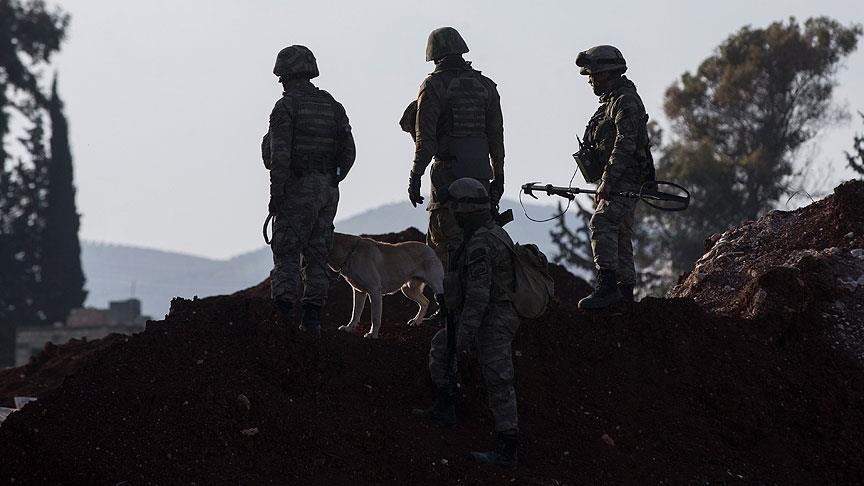 Afrin'den acı haber: 2 askerimiz şehit oldu