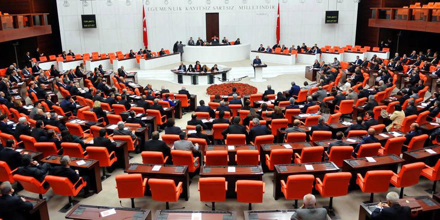 OHAL tezkeresi Meclis Başkanlığı'na sunuldu