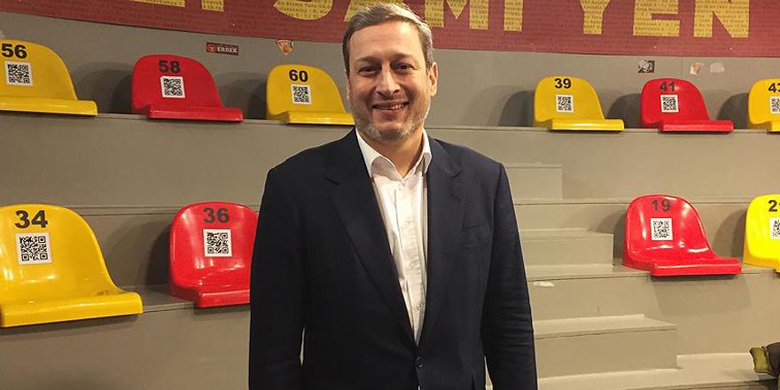 Galatasaray'da Burak Elmas PFDK'ye sevk edildi