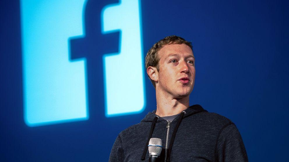 'Mark Zuckerberg'in Facebook hesabı pazar günü canlı yayında silinecek'