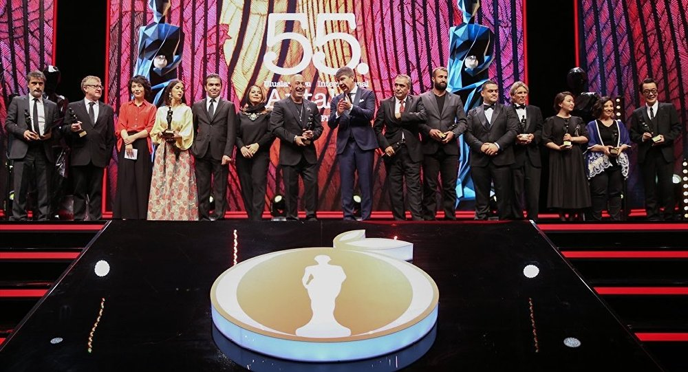 55. Uluslararası Antalya Film Festivali'nde ödüller sahiplerini buldu