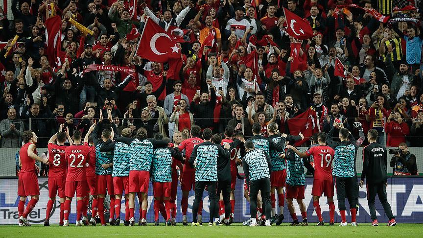 Türkiye 563. maçına çıkıyor