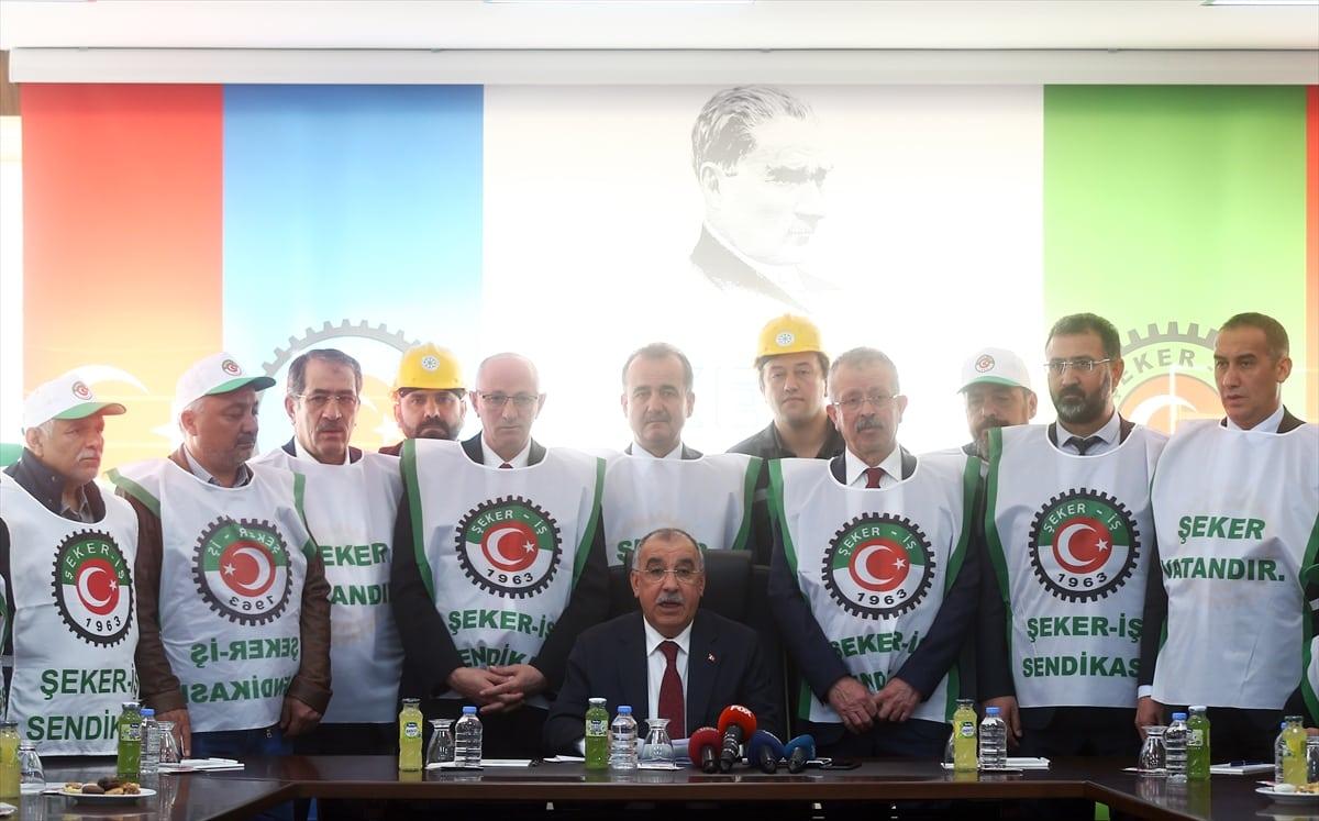 Şeker-İş Sendikası Başkanı Gök, 1 milyon TL'ye makam aracı aldı
