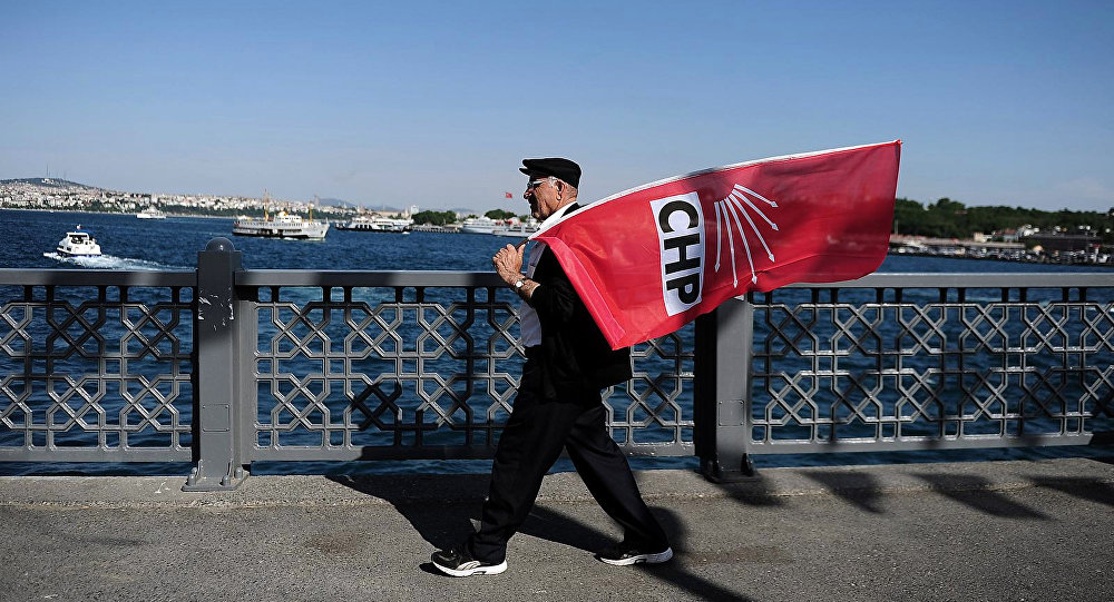 İstanbul'da CHP'li 3 ilçeden önseçim talebi