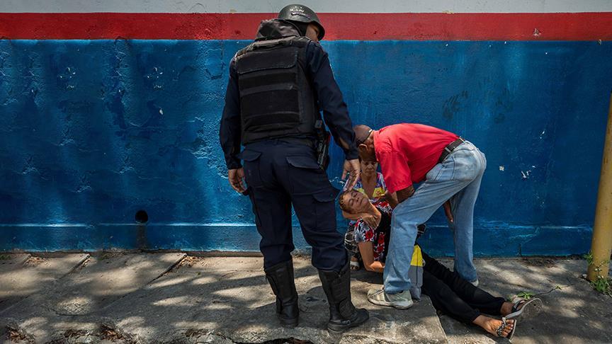 Venezuela'da bulunan hapishanede çıkan yangında 68 kişi öldü