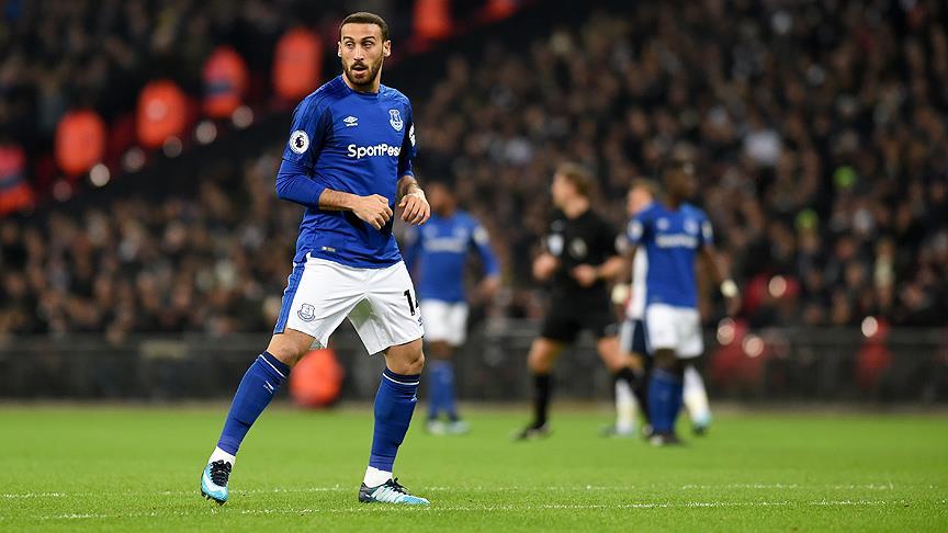 Cenk Tosun attı Everton kazandı
