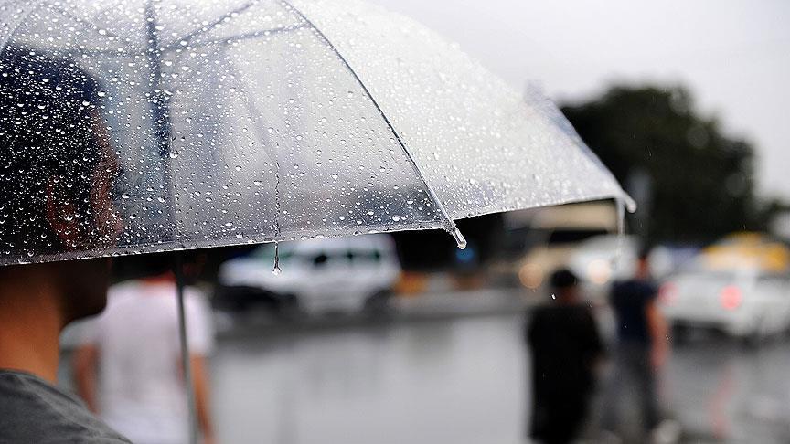 Meteoroloji uyardı. Yağmur geliyor
