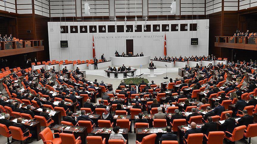 AKP, erken seçim için ilk resmi adımı attı: Önerge Meclis'e sunuldu
