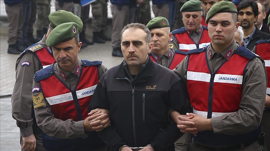 15 Temmuz'da TEM Başkanını vuran albaydan halka ateş edilmesi talimatı