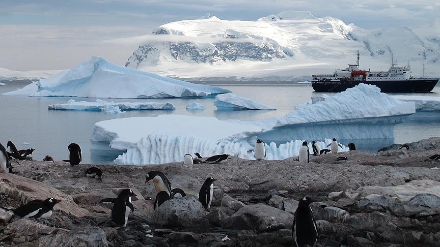 'Antarktika'yı Türkiye ile beraber keşfedeceğiz'