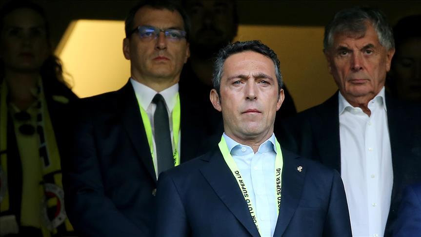 Fenerbahçe Kulübü Başkanı Ali Koç: Derbiden zaferle ayrılamamanın üzüntüsünü yaşıyoruz