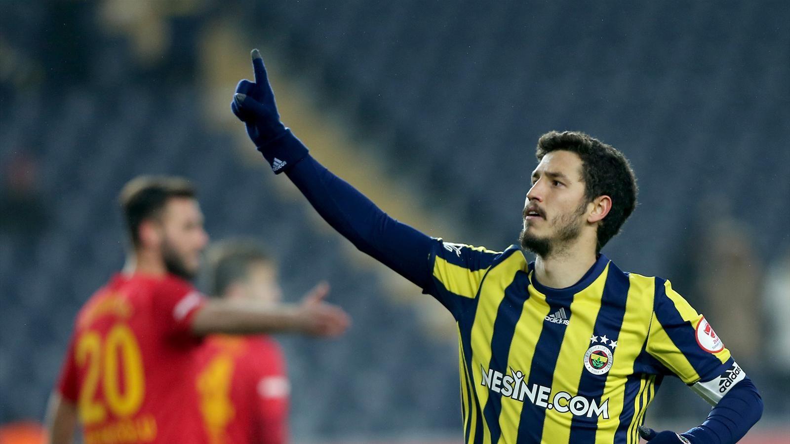 Salih Uçan: Fenerbahçe'de kalmak istiyordum