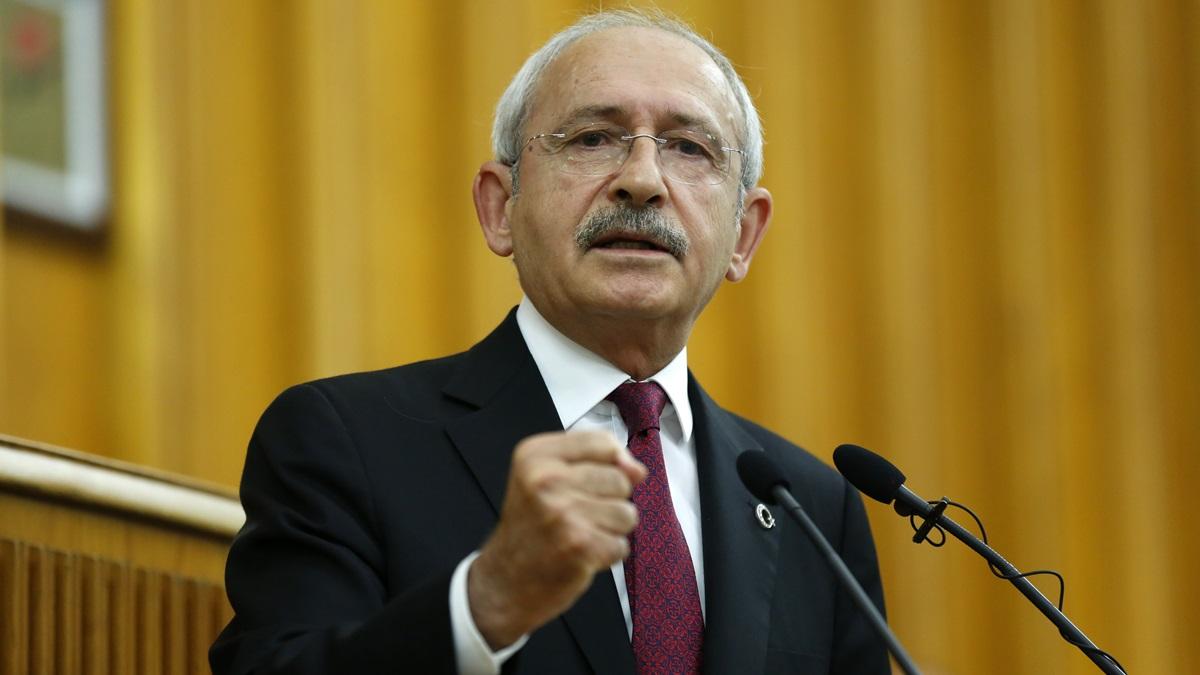 Son dakika... Kılıçdaroğlu'ndan flaş 'adaylık' açıklaması