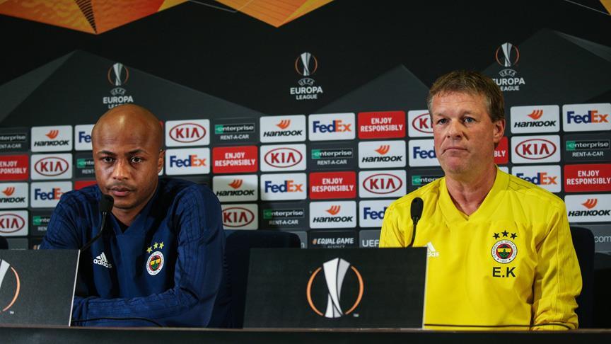 Fenerbahçe Teknik Sorumlusu Erwin Koeman: Her zaman en önemlisi bir sonraki karşılaşmanızdır