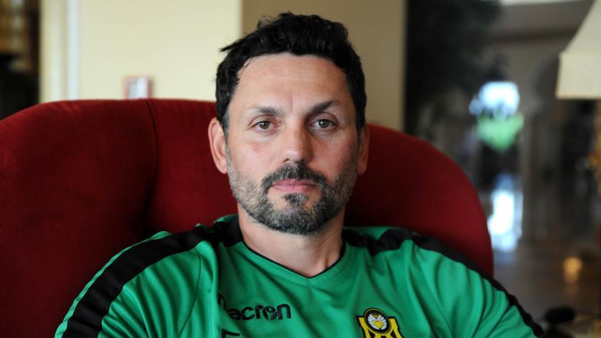 Evkur Yeni Malatyaspor Teknik Direktörü Bulut: Takımı daha iyi yerlere getirmek istiyoruz