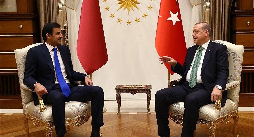 Katar emiri Türkiye'ye geliyor
