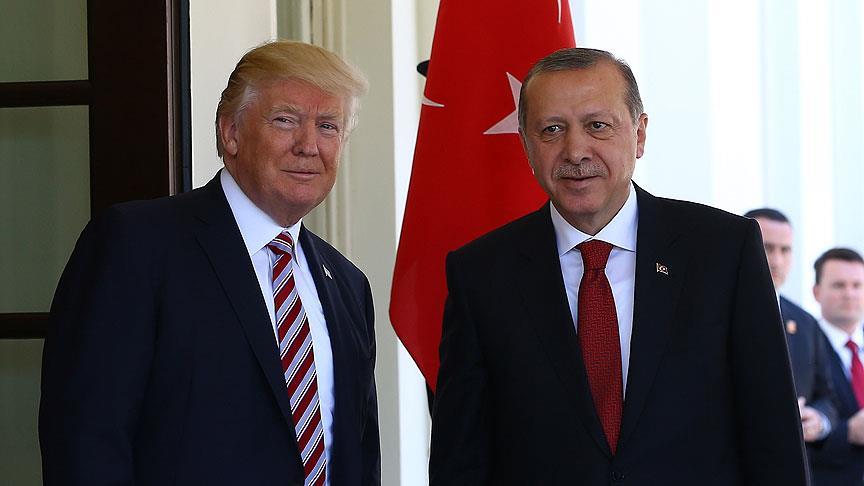'Cumhurbaşkanı Erdoğan, Trump'la görüşmeye sekiz kritik dosyayla gidecek'