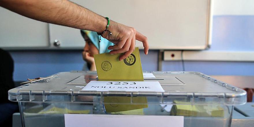 24 Haziran 2018 seçiminde süreç nasıl işleyecek