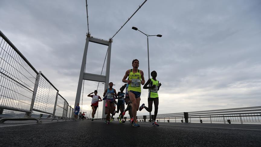 İstanbul Maratonu'na yabancı damgası