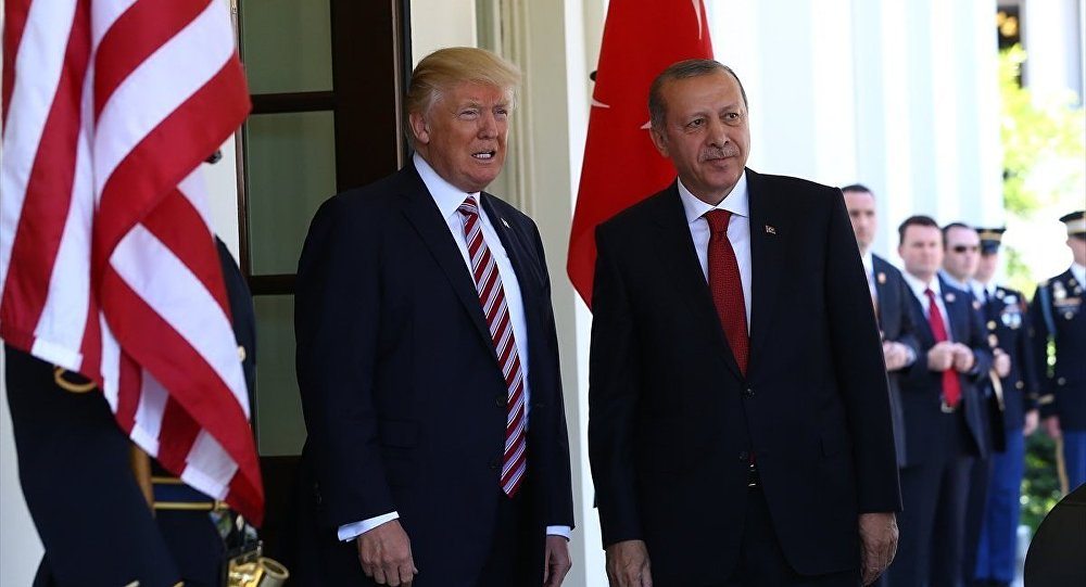 """""""Fırsat bulursak, inşallah Trump ile görüşeceğiz"""""""