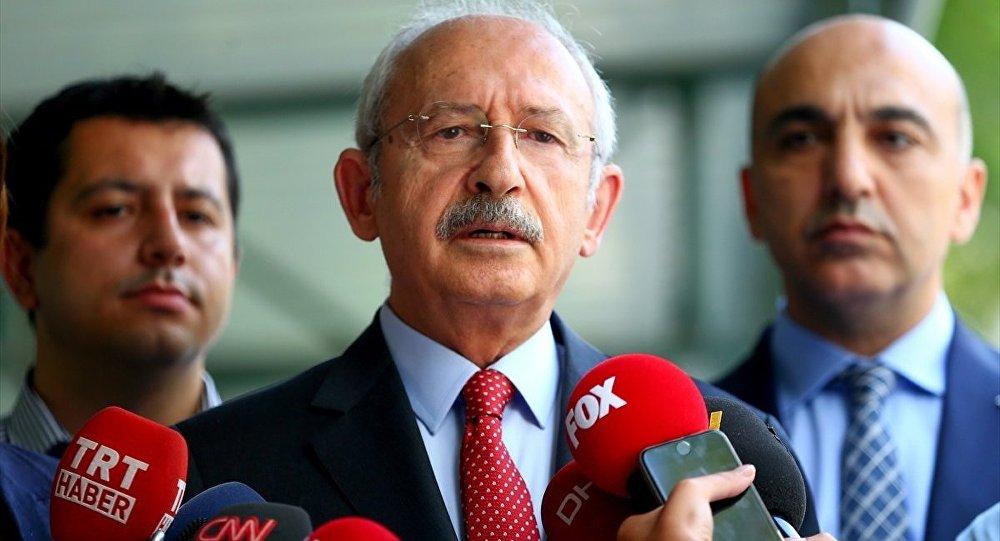 Kemal Kılıçdaroğlu'ndan Hakkari mesajı
