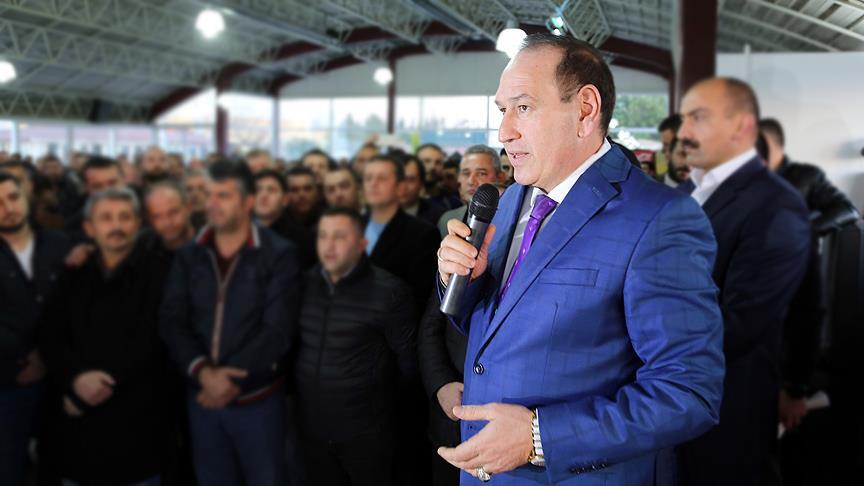 Silahlı saldırıya uğrayan Lastik-İş Sendikası Genel Başkanı Karacan hayatını kaybetti