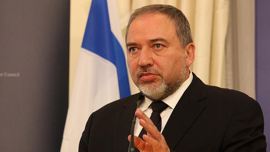 İsrail Savunma Bakanı Liberman istifa etti