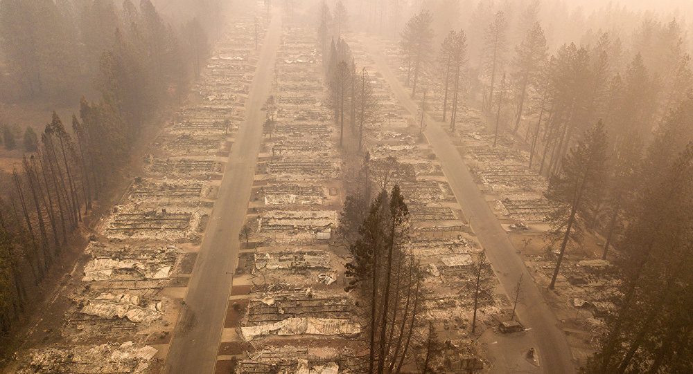 Kaliforniya'daki yangınlarda bilanço ağırlaşıyor
