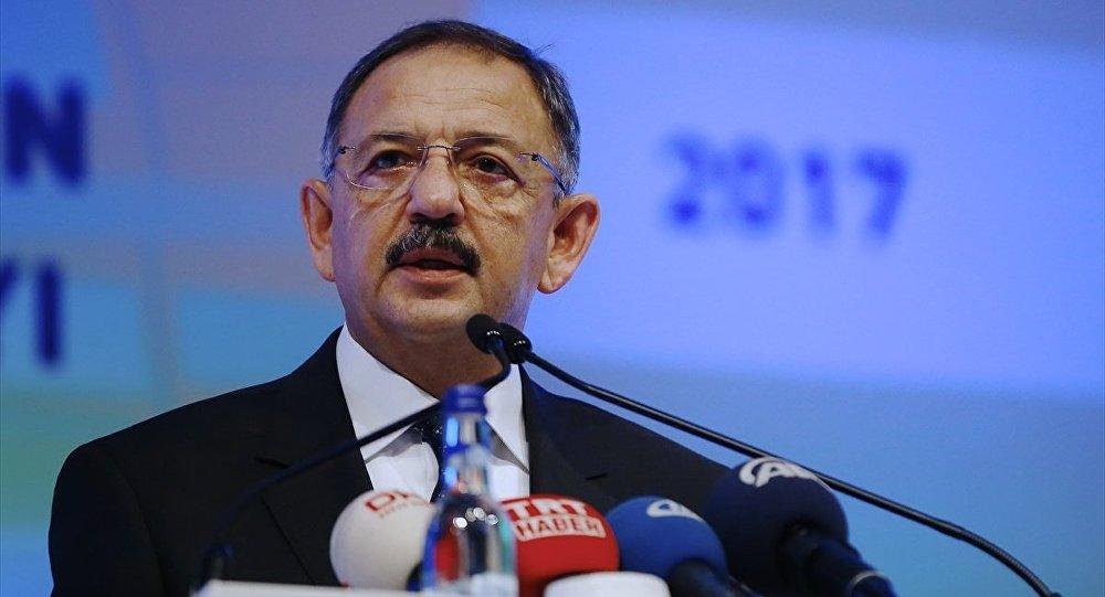Mehmet Özhaseki: Ankara için ismimin öne çıktığı doğru