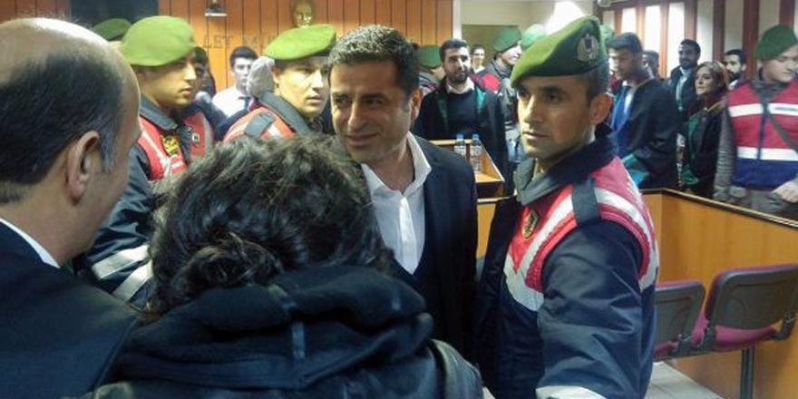 Demirtaş'tan erken seçim mesajı: Bir mühürlük canları var